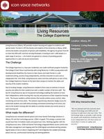 Picture of the Living Resources Video Surveillance Case Study